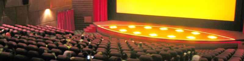 Growball Cinemas's new Cinema 8