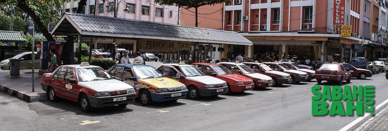 Public Transport in Kota Kinabalu, Sabah