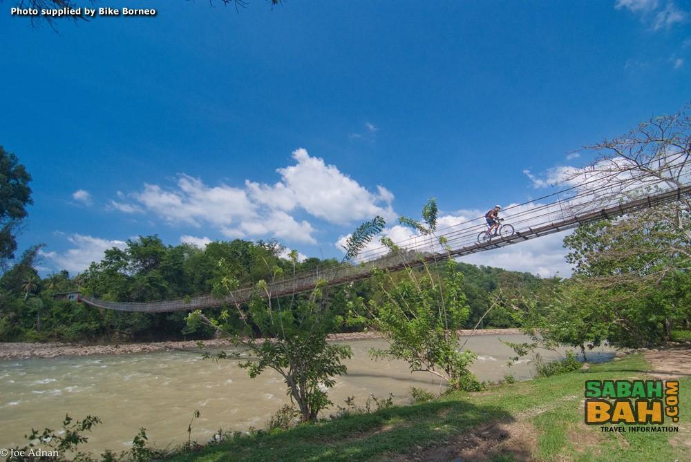 Mountain Bike Tours in Kota Kinabalu, Sabah with Bike Borneo