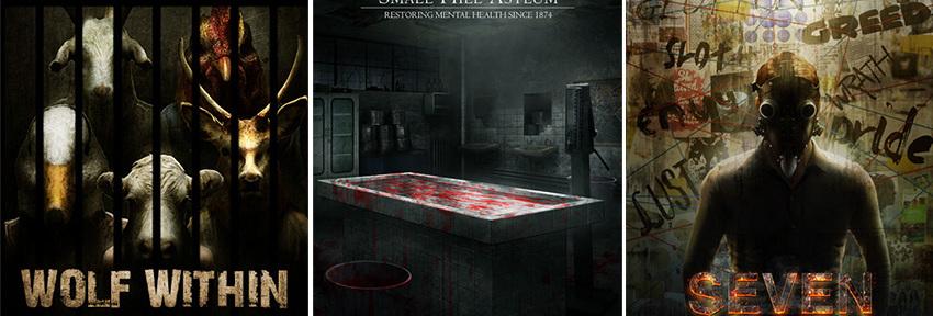 Escape Room Games available at Lockdown in Suria Sabah, Kota Kinabalu