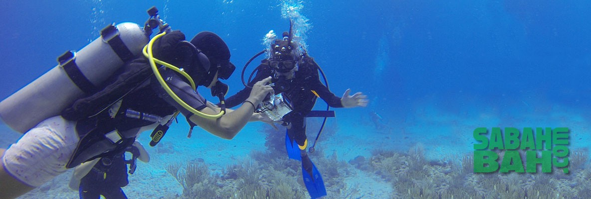 Book PADI Open Water Scuba Diver Course in Kota Kinabalu, Sabah